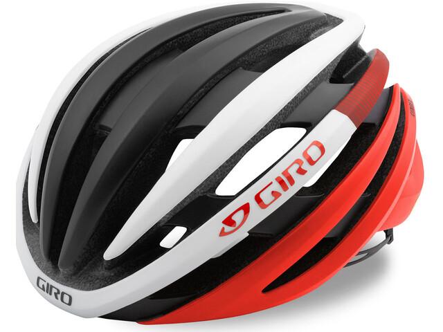 Giro Cinder MIPS casco per bici rosso/nero